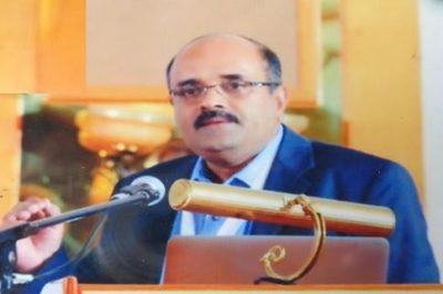 Dr. Pichan Prabhasankar